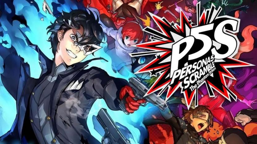 Ontdek het verhaal van Persona 5 Strikers