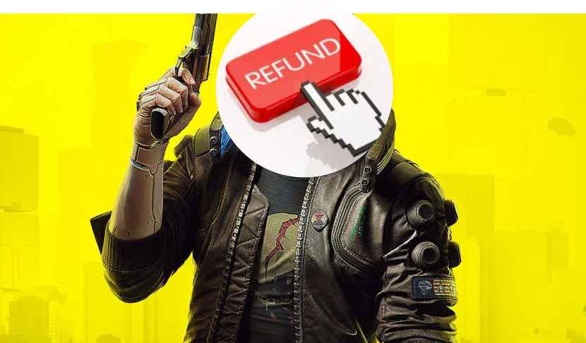 """Ook Microsoft betaalt Cyberpunk 2077 nu terug en CD Projekt RED betaalt fysieke exemplaren """"uit eigen zak"""" terug"""