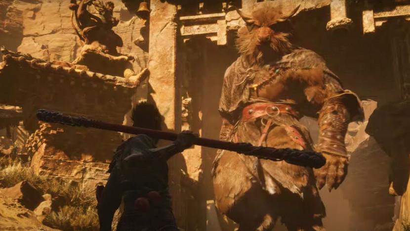 Opnieuw kwijlen bij verse gameplay van Black Myth: Wukong