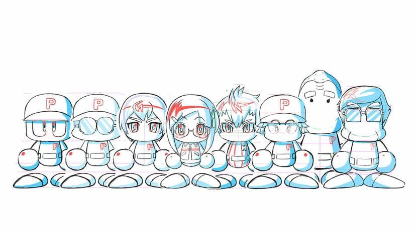 Power Pros van Konami krijgt een anime