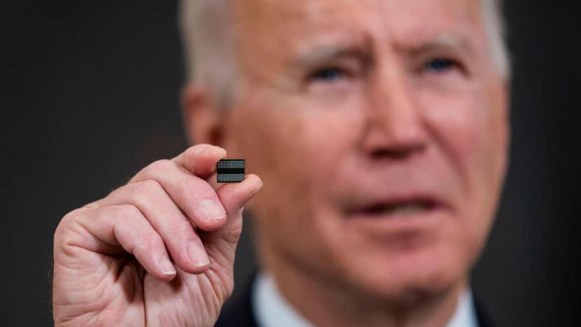 President Biden gaat uitzoeken waarom er zo weinig PS5 consoles zijn