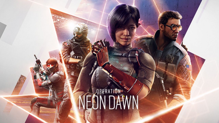 Rainbow Six Siege begint aan Operation Neon Dawn en next-gen avontuur