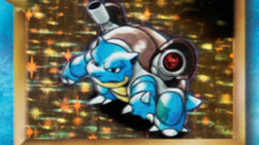 Record: extreem zeldzame Blastoise Pokémon kaart verkocht voor 360.000 dollar
