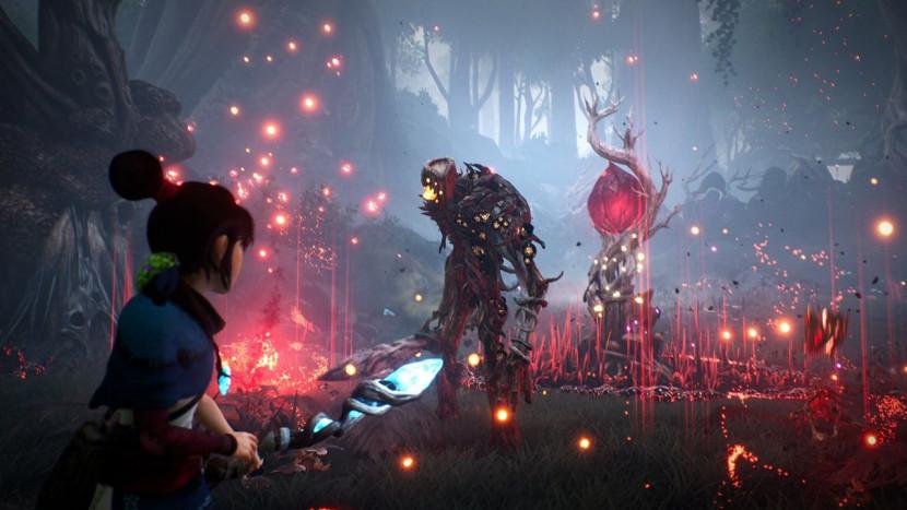 Releasedatum en magisch mooie gameplay voor Kena: Bridge of Spirits