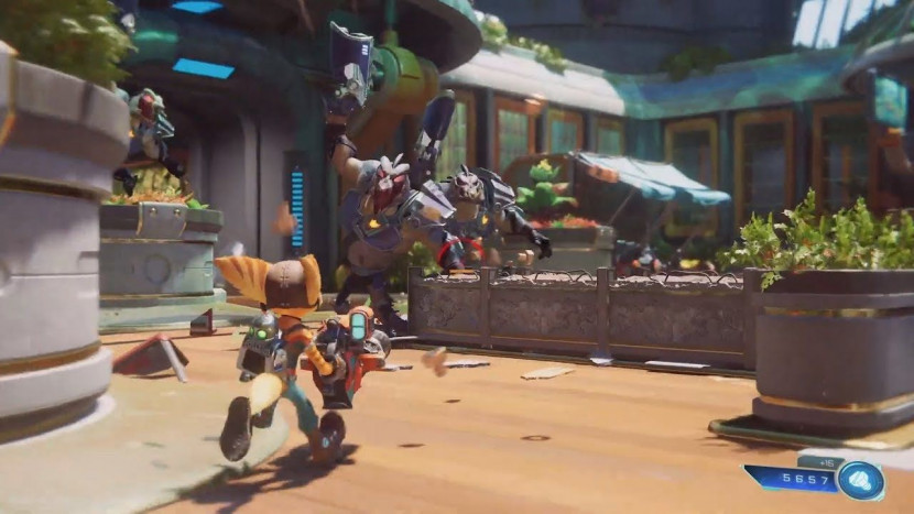 Releasedatum en nieuwe trailer voor Ratchet & Clank: Rift Apart