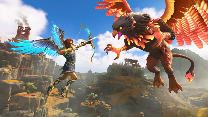 REVIEW | Immortals: Fenyx Rising is een prachtige en grappige action RPG