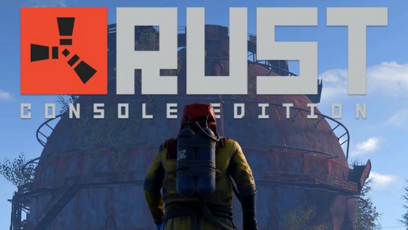 Rust toont eerste beelden van consoleversie