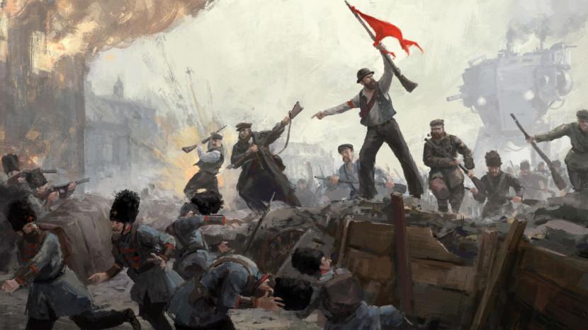 Rusviet Revolution DLC aangekondigd voor Iron Harvest