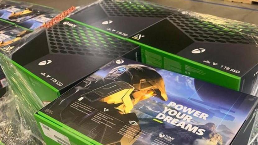 Scalpers scheppen op omdat ze 1000 Xbox Series X consoles konden kopen, maar winkel annuleert hun bestelling