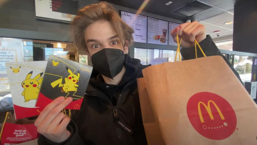 Scalpers storten zich op Pokémon kaarten van McDonald's