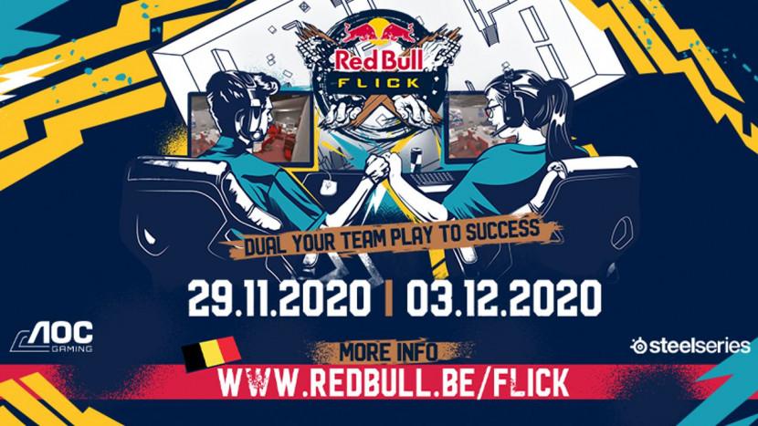 Schrijf je nu in voor het 2v2 CS:GO toernooi van Red Bull