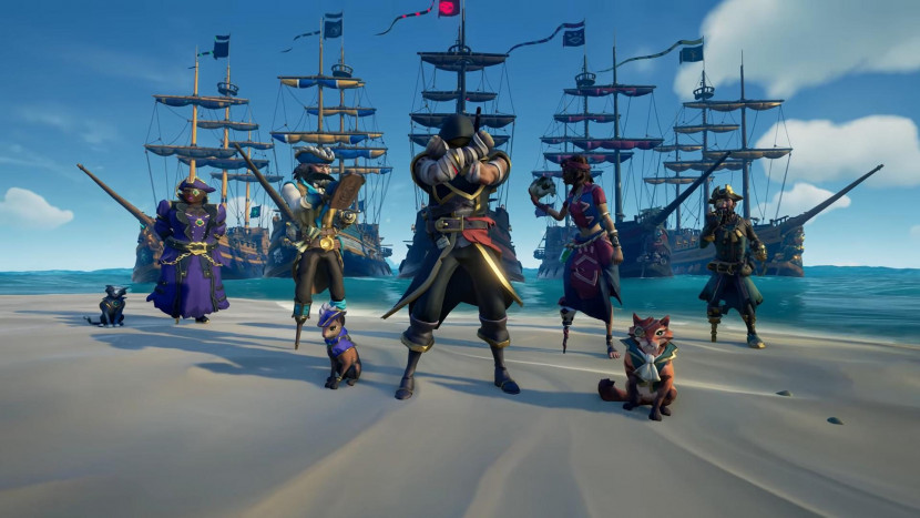 Sea of Thieves krijgt battle pass en Seasons