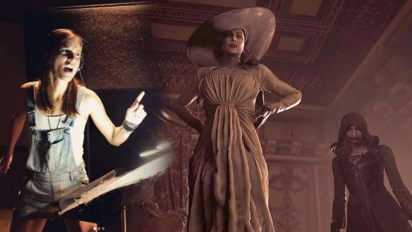 Stemactrice Resident Evil Village overleden