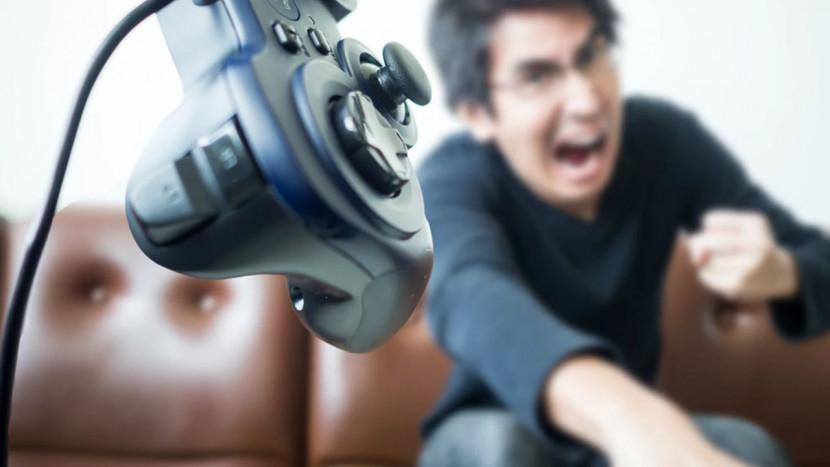 Studie: gamen terwijl je boos bent heeft negatieve invloed op prestaties