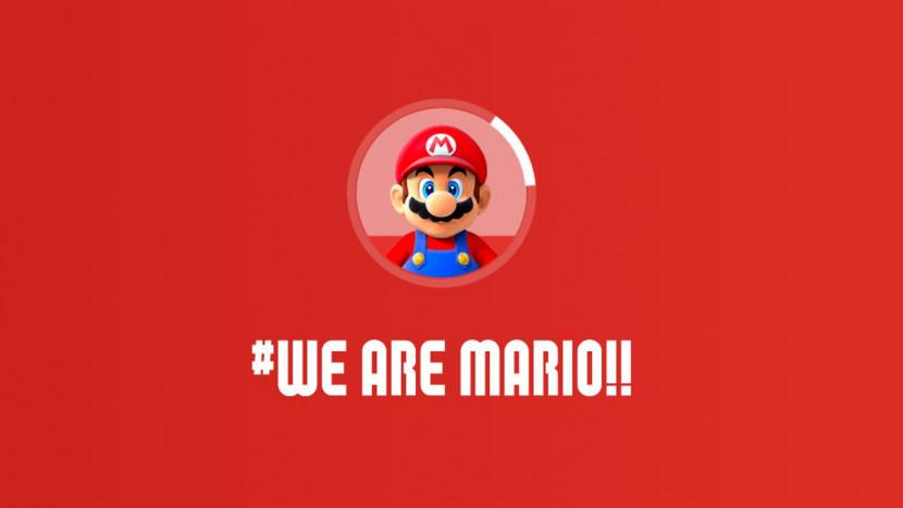 Super Nintendo World website gebruikt zonder toestemming Mario artwork van een fan