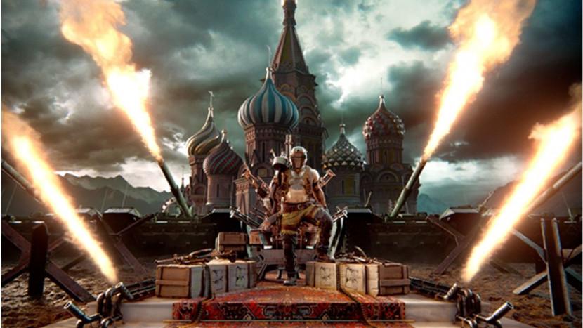 Tachanka rework nu beschikbaar in Rainbow Six Siege