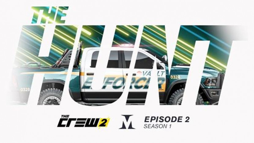 The Crew 2 begint aan The Hunt