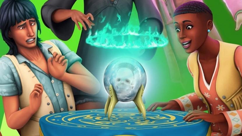 The Sims 4 krijgt deze maand een paranormale uitbreiding