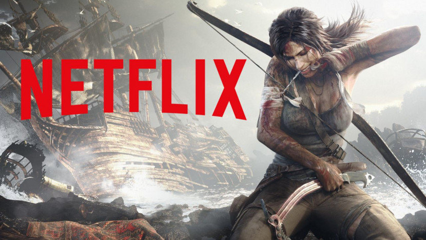 Tomb Raider anime op weg naar Netflix