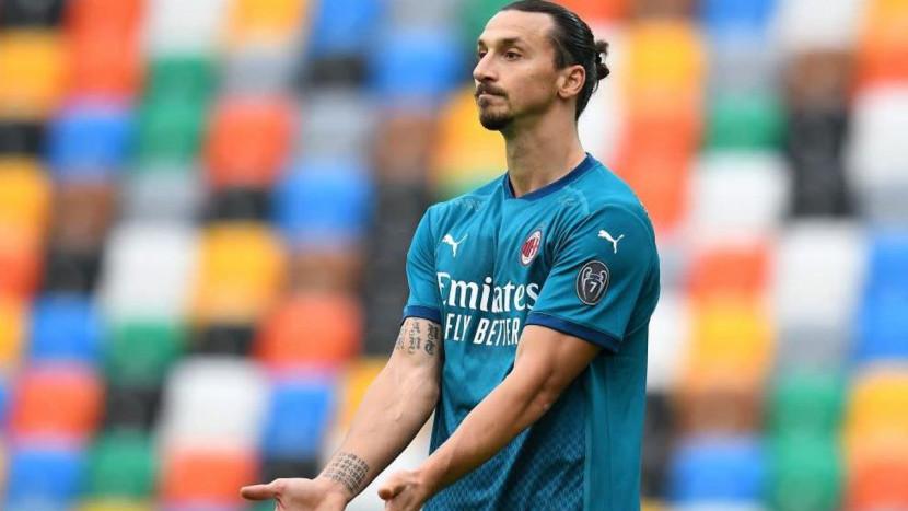 Topvoetballer Zlatan Ibrahimović merkt nu pas op dat hij in FIFA-games zit en vindt dat niet leuk