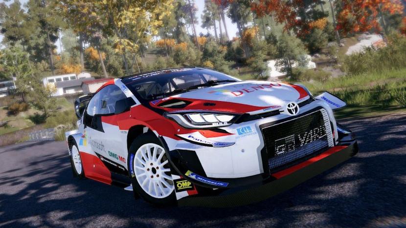 Toyota GR Yaris op weg naar WRC 9