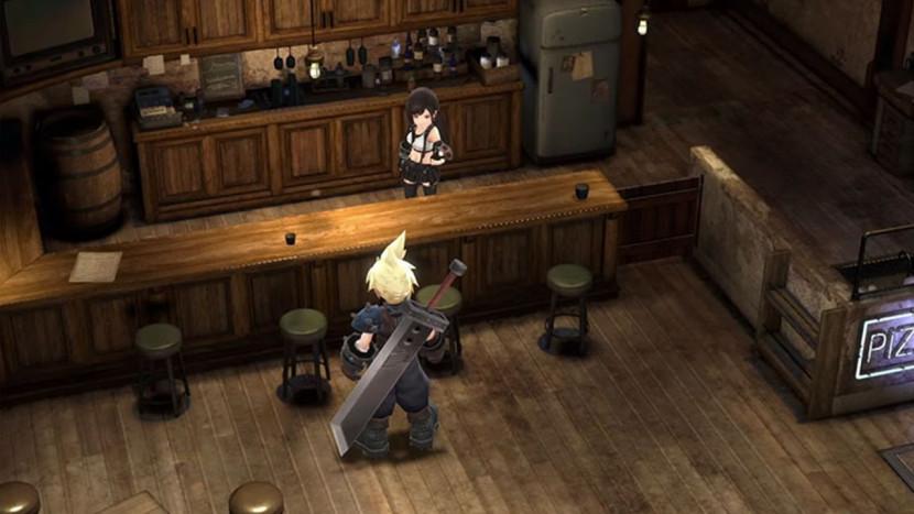 Twee nieuwe Final Fantasy games voor mobile onthuld