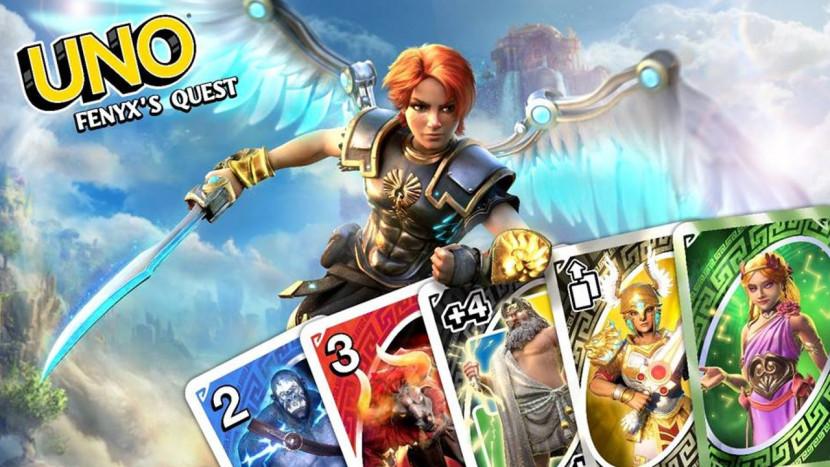 Ubisoft voorziet UNO van Immortals Fenyx Rising DLC