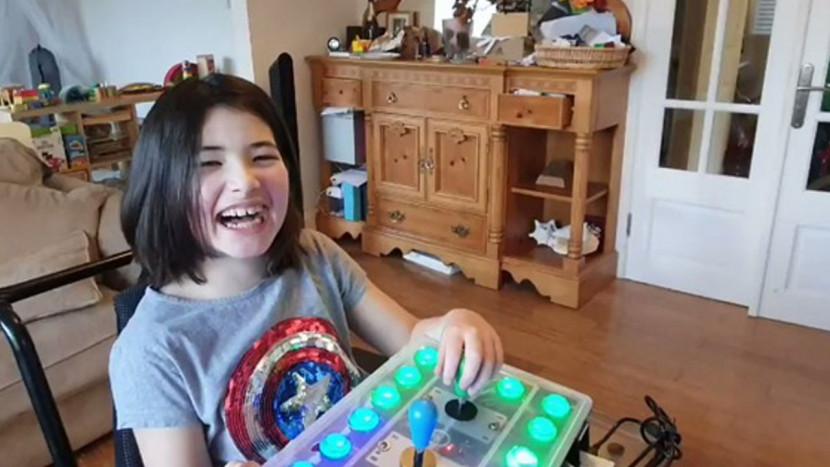 Vader gebruikt Xbox Adaptive Controller om dochter Zelda te laten spelen op Switch