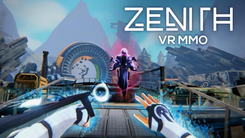 VR MMO Zenith: The Last City toont nog eens wat beelden