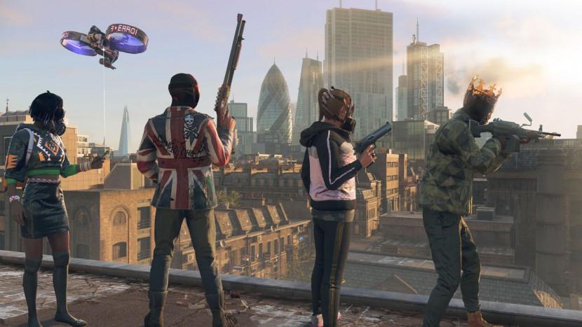 Watch Dogs Legion online multiplayer verschijnt 9 maart