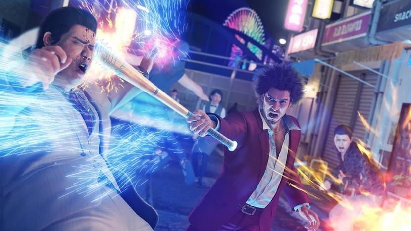 Yakuza: Like a Dragon nu ook op PS5