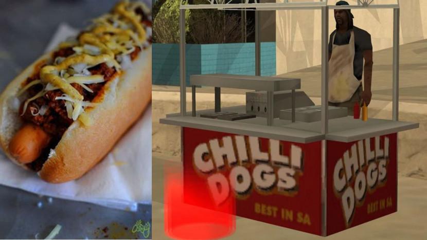 Zo maak je een GTA chilli dog