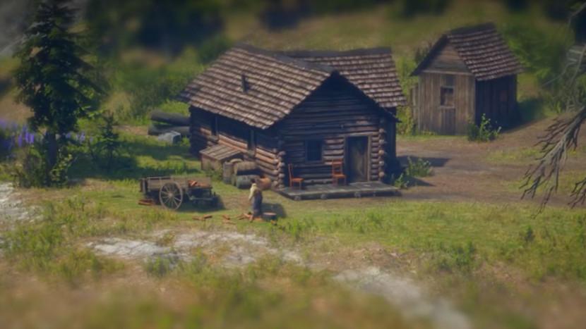 Zo ziet Red Dead Redemption 2 eruit als city builder