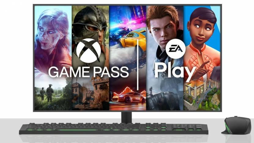 EA Play vanaf morgen ook op pc voor Game Pass leden