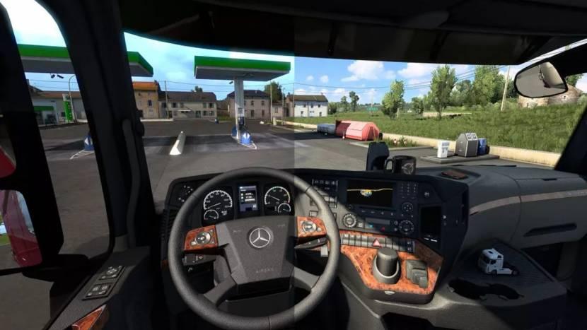 Euro Truck Simulator 2 en American Truck Simulator krijgen betere belichting