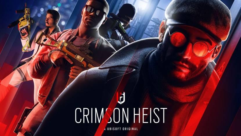 Rainbow Six Siege: Crimson Heist een week lang gratis te spelen