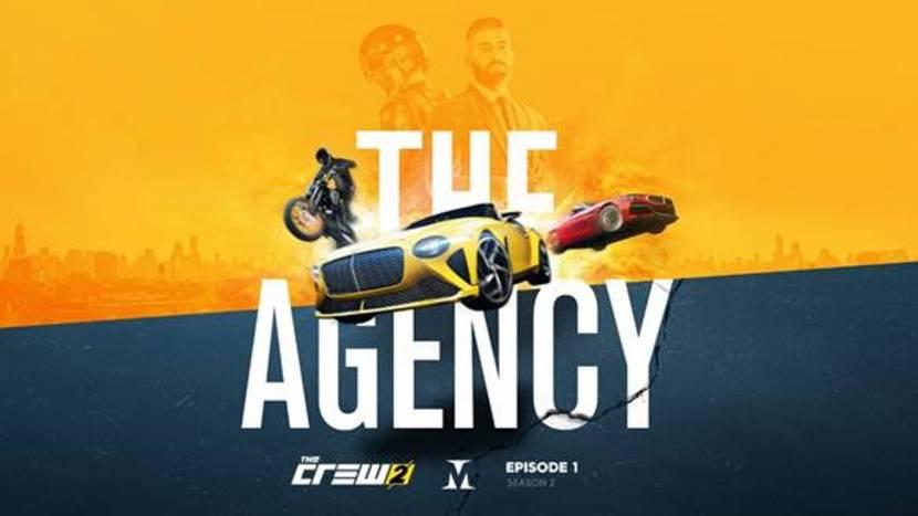 The Agency DLC voor The Crew 2 schiet uit de startblokken
