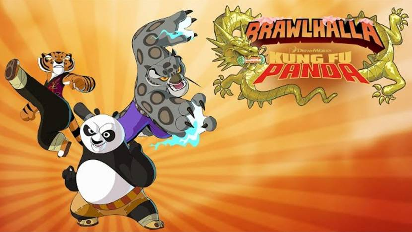 Brawlhalla krijgt Kung Fu Panda cross-over