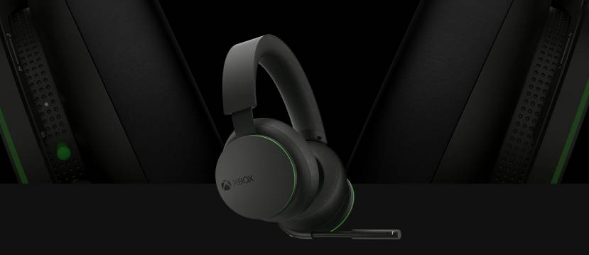 Een blik op de  Xbox Wireless Headset
