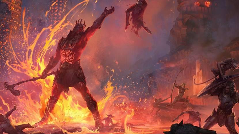 Flames of Ambition DLC brengt 2 nieuwe dungeons en meer naar The Elder Scrolls Online op consoles