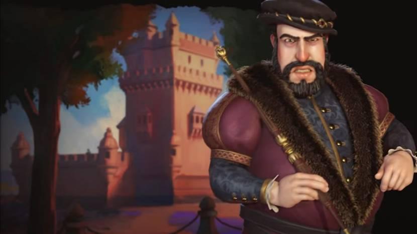 Maak kennis met Portugal in Civilization VI