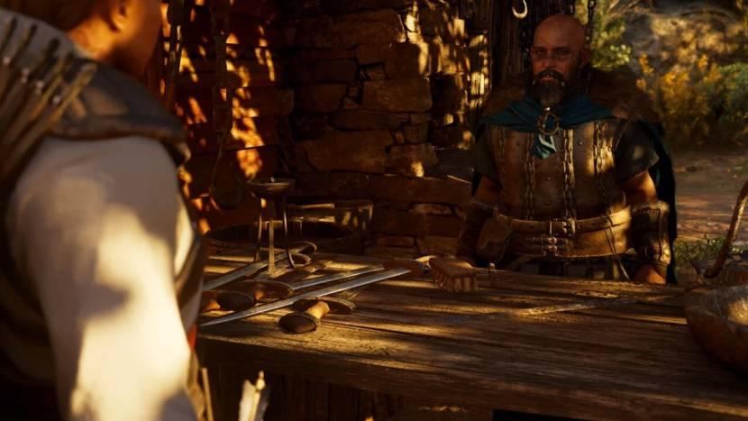 Spelers niet blij met bizarre transmog implementatie in Assassin's Creed Valhalla