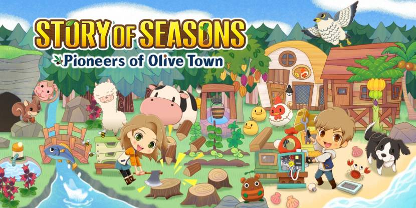 REVIEW | Een relax leven in Story of Seasons: Pioneers of Olive Town