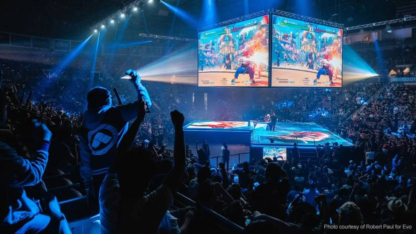 Sony neemt Evolution Championship Series over