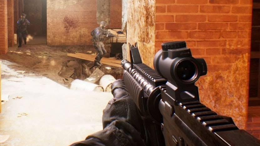 SWAT-game Ready or Not heeft een uitgever, komt naar Steam Early Access