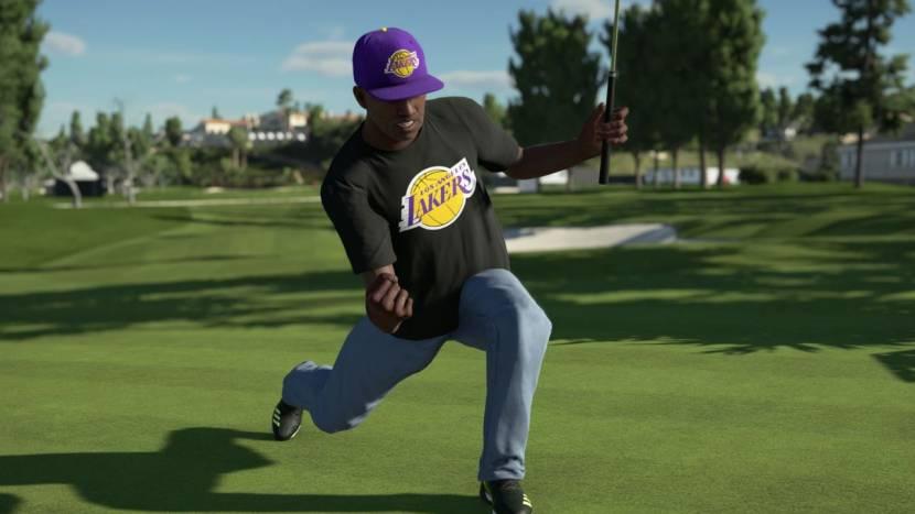 PGA TOUR 2K21 verwelkomt NBA-logo's