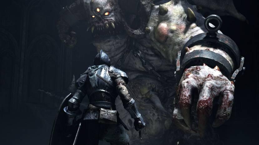 """""""Sony werkt aan Demon's Souls film"""""""