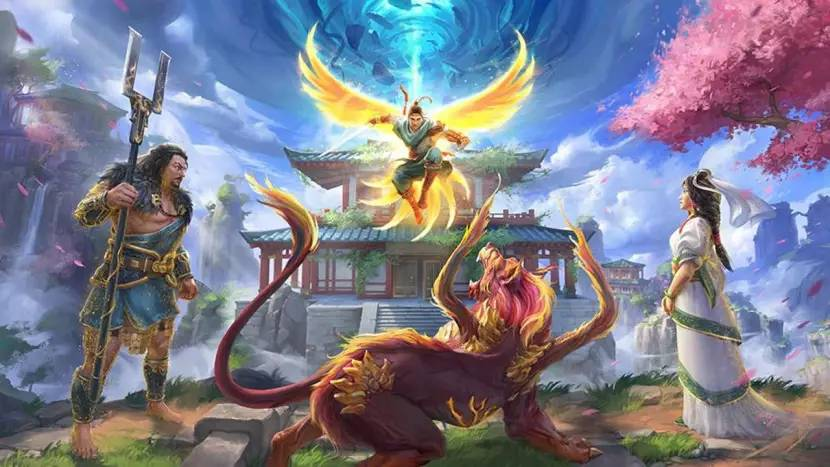 Immortals Fenyx Rising: Myths of the Eastern Realm DLC gelanceerd