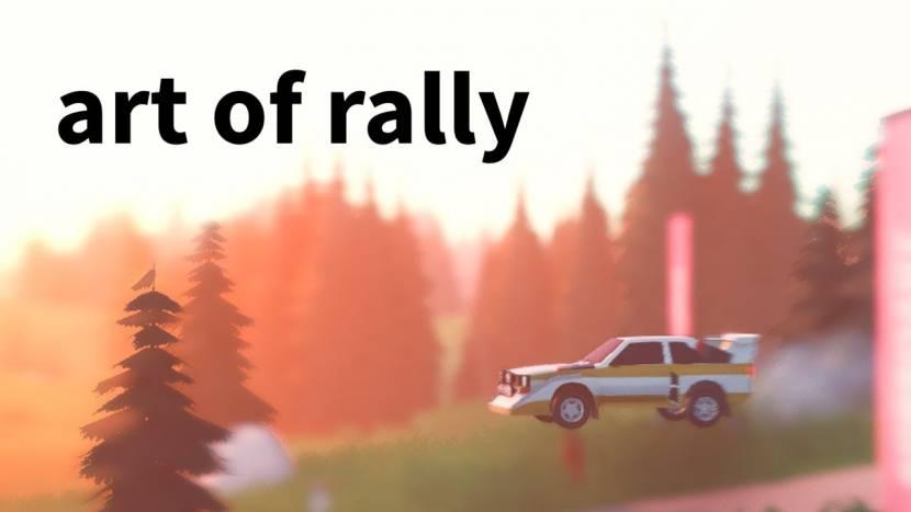 Art of Rally komt naar mobiel en Xbox-consoles