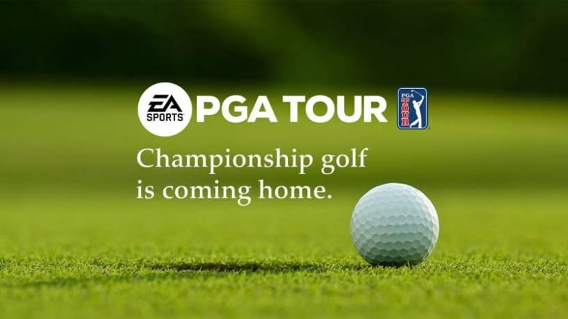 EA Sports komt nog eens met een golfgame